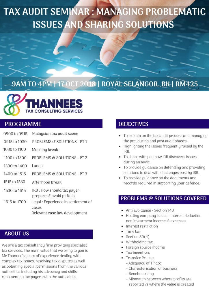 transfer pricing problems and solutions